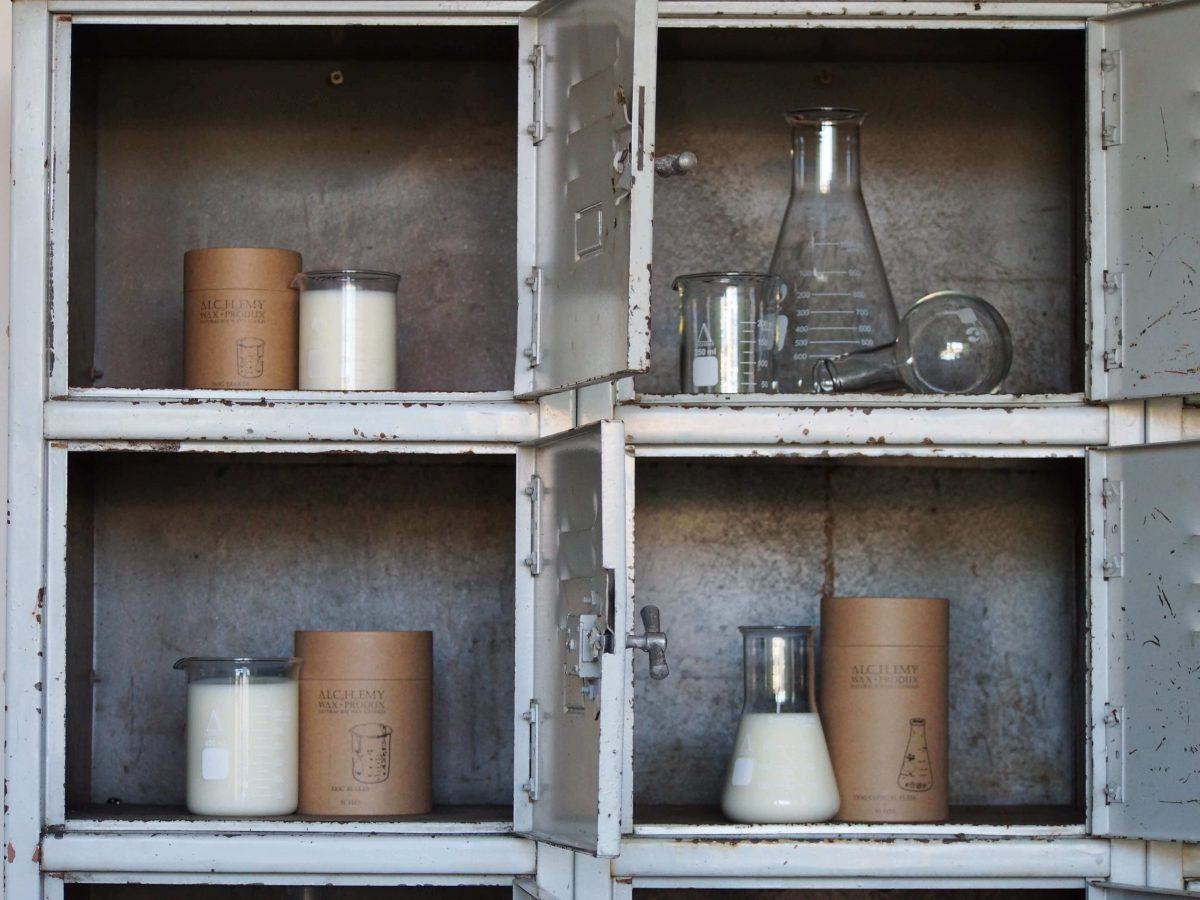 Shop Weddings Alchemy Produx Soy Wax Candles Shelves