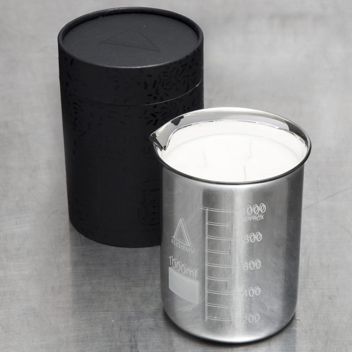Shop Weddings Alchemy Produx Soy Wax Candles Silver