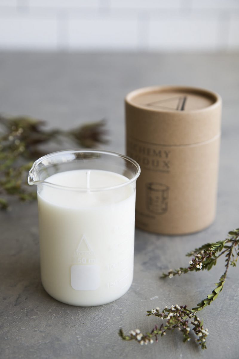 Shop Weddings Alchemy Produx Soy Wax Candles Small