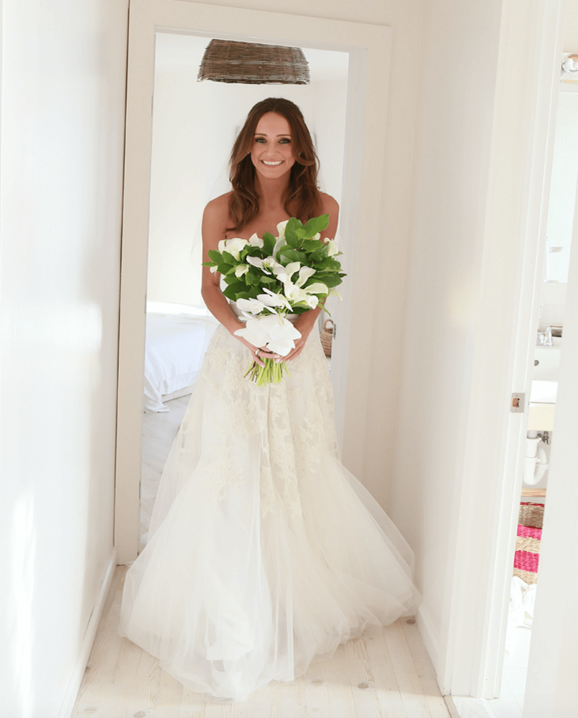 Shop Weddings Help Bride NYC Wedding Planner Fernanda Monfrinatti Dress