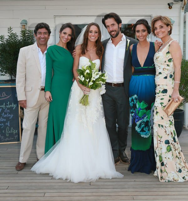 Shop Weddings Help Bride NYC Wedding Planner Fernanda Monfrinatti Family