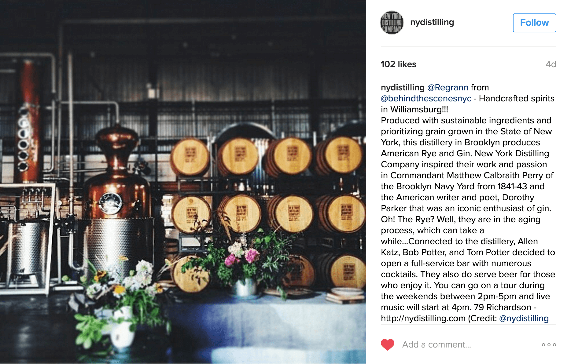 About BTSNYC What The Press Says About BTSNYC NY Distillery