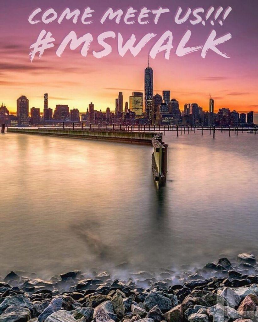 BTSNYC Social Responsibility MS Walk