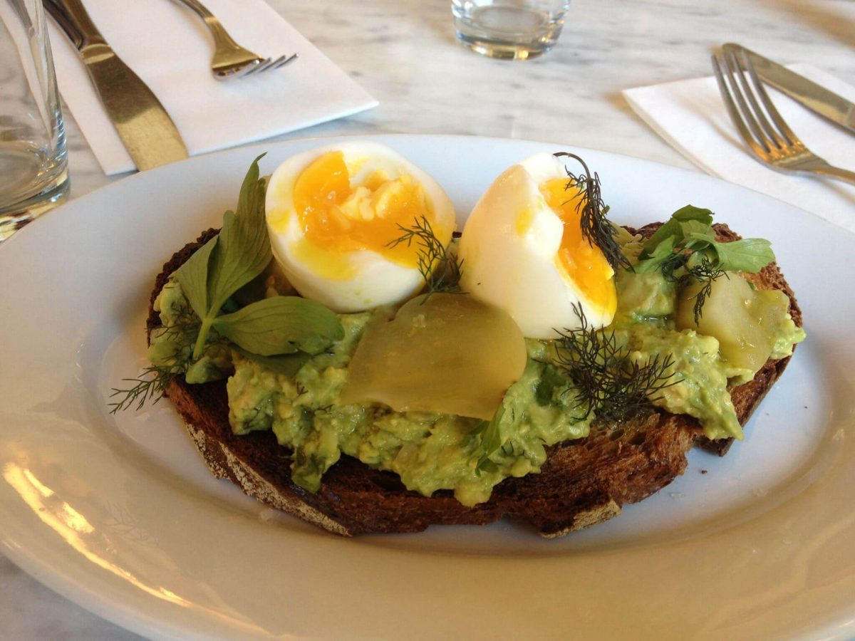 Curiosities Insider Interviews Gisela Gueiros French Louie Avocado Toast