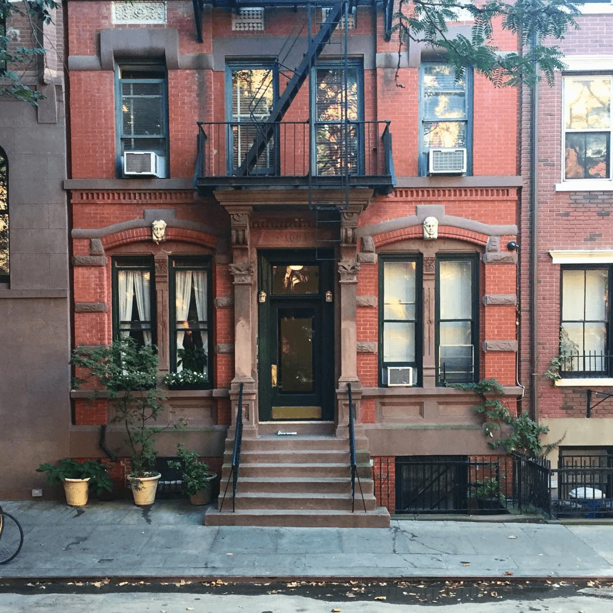 Curiosities Insider Interviews Amra and Elma West Village Townhouse