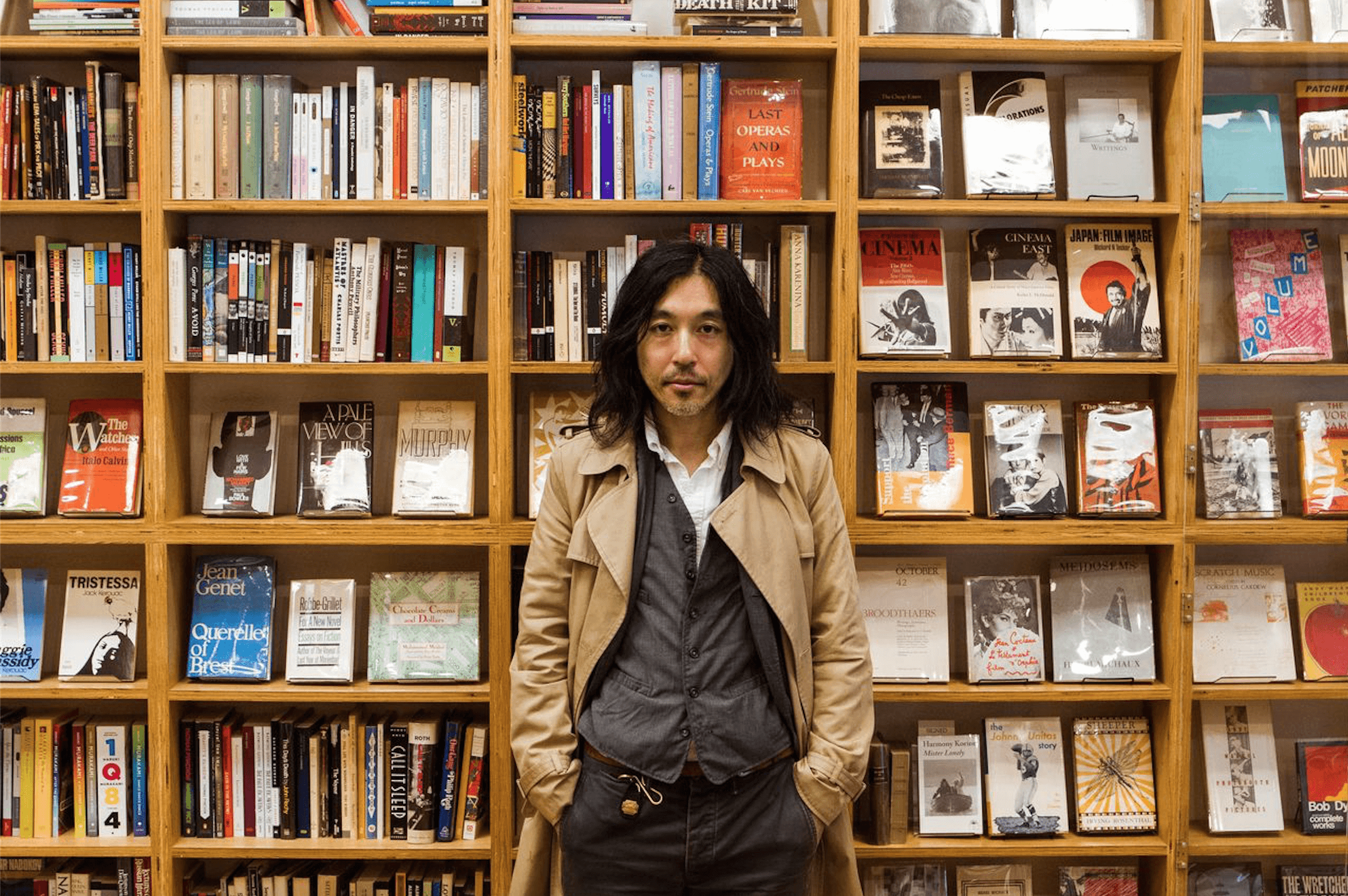 Curiosities Insider Interviews Bond Street For New York Kenzo Minami