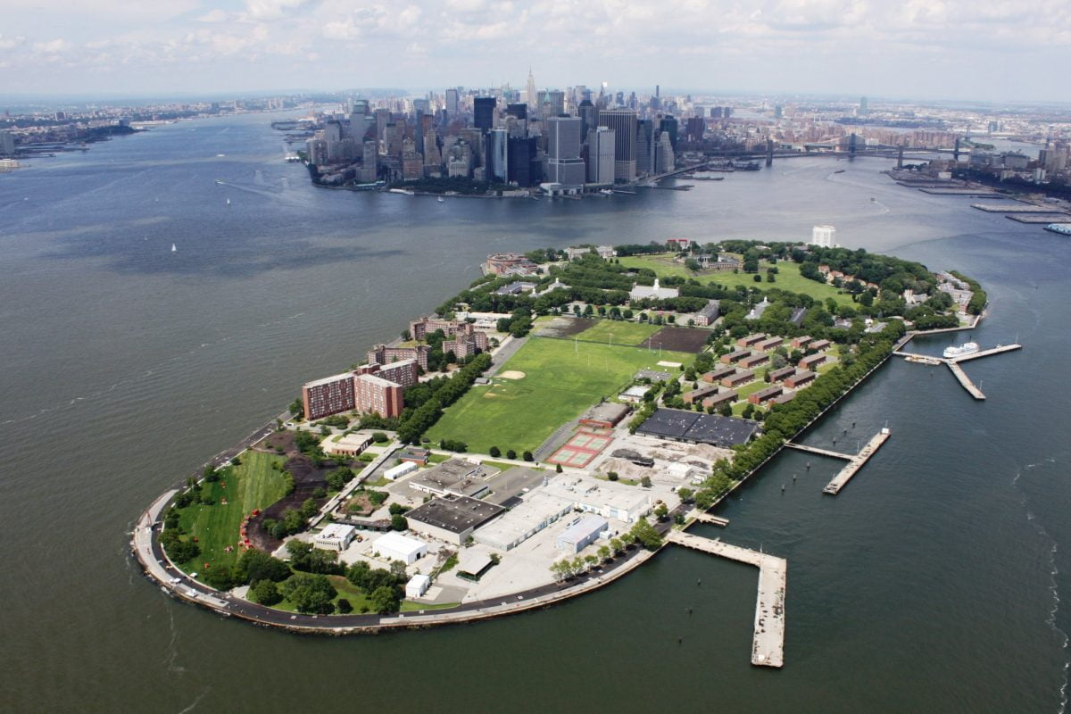 Curiosities Insider Interviews Carol Celico Governors Island Bird View