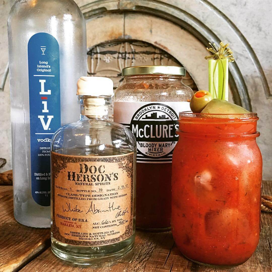 Curiosities Insider Interviews Doc Hersons Absinthe Bloody Mary