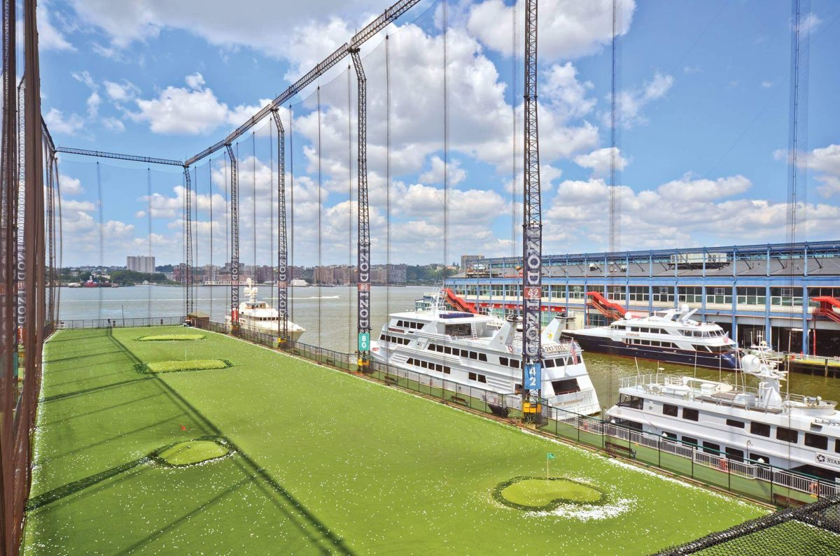 Curiosities Insider Interviews Ido Simyoni Chelsea Piers Golf