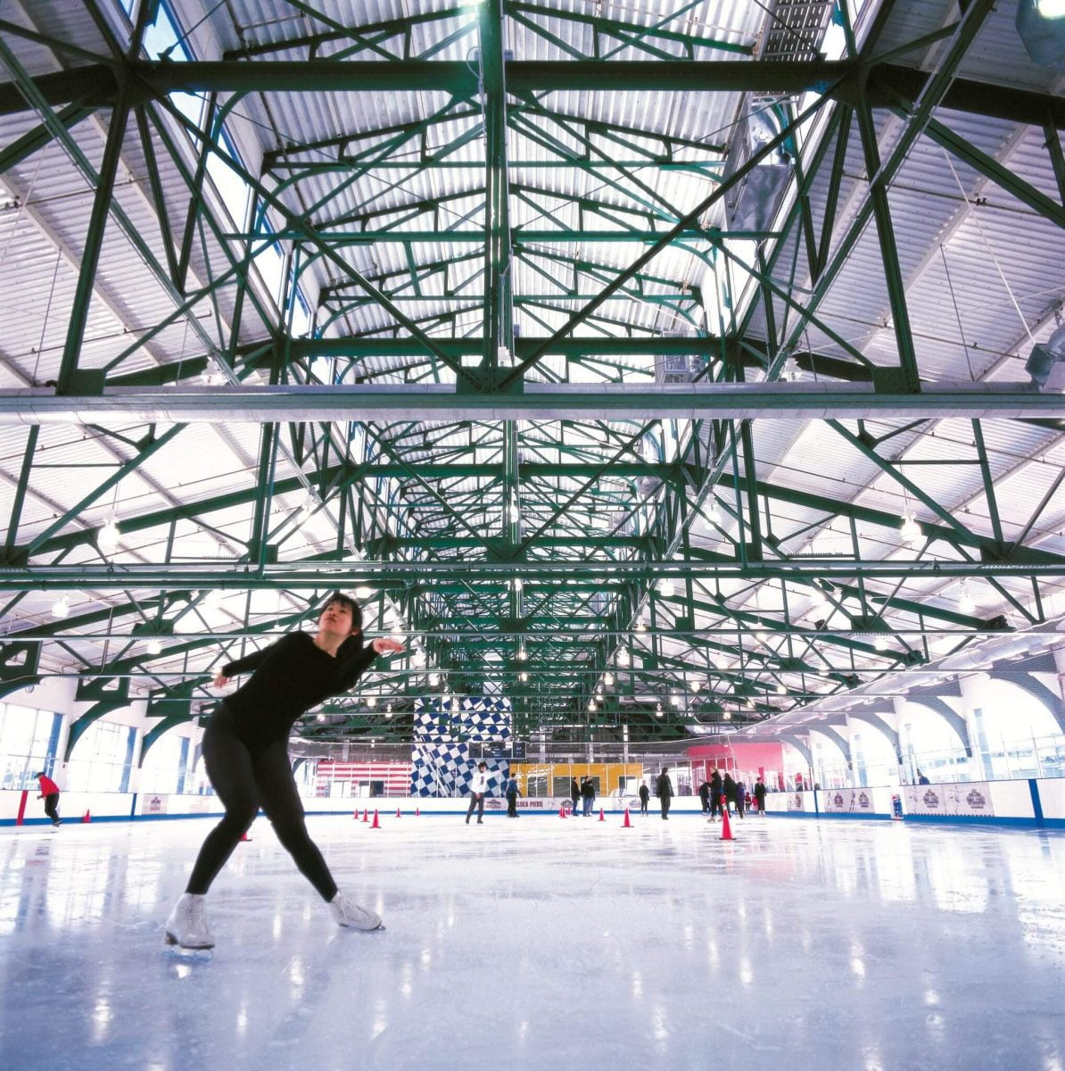 Curiosities Insider Interviews Ido Simyoni Chelsea Piers Ice Skating
