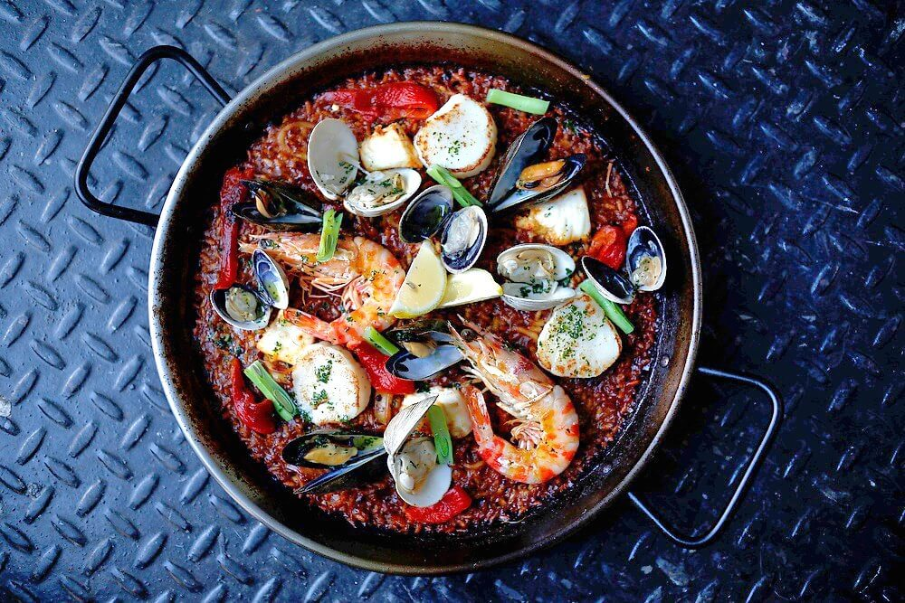 Curiosities Insider Interviews Raquel Paiva Barraca Paella