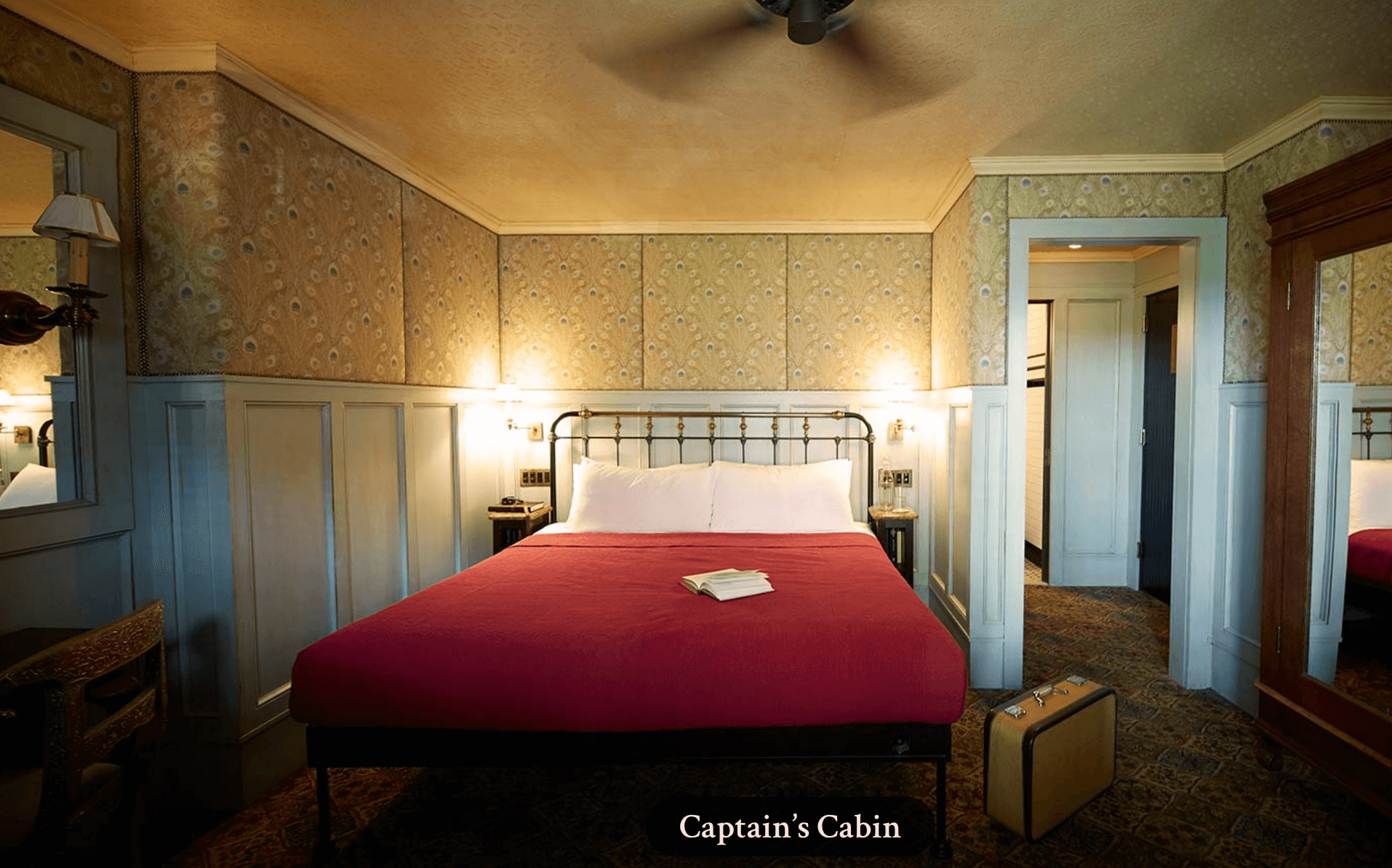 Curiosities Insider Interviews Raquel Paiva Jane Hotel Captains Cabine