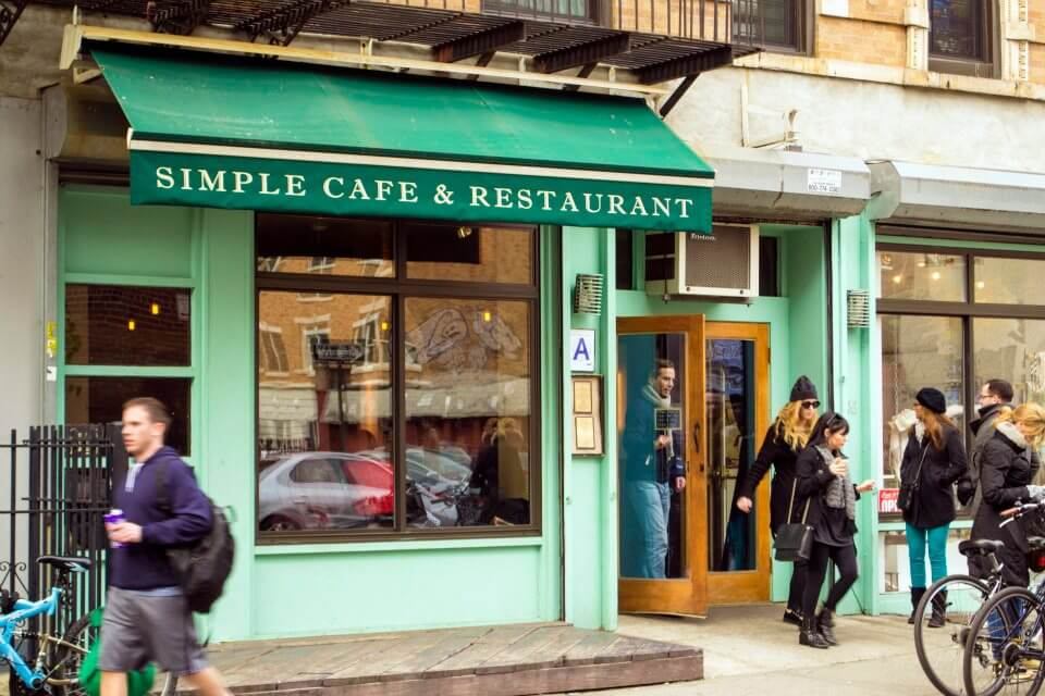 Curiosities Insider Interviews Raquel Paiva Simple Cafe Façade
