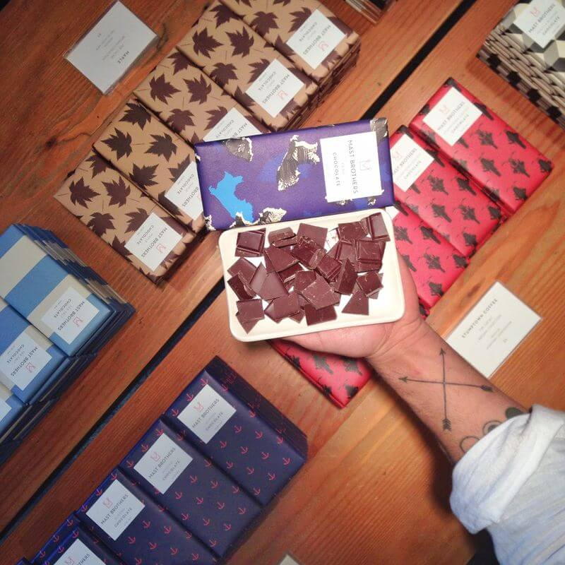 Curiosities Insider Interviews Sarah Owen Mast Brothers Chocolate