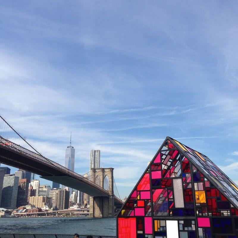 Curiosities Insider Interviews Sarah Owen Tom Fruin Stained Glass House