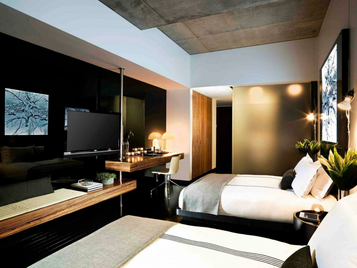 Curiosities Insider Interviews Van Le Sixty Hotel LES Double Room
