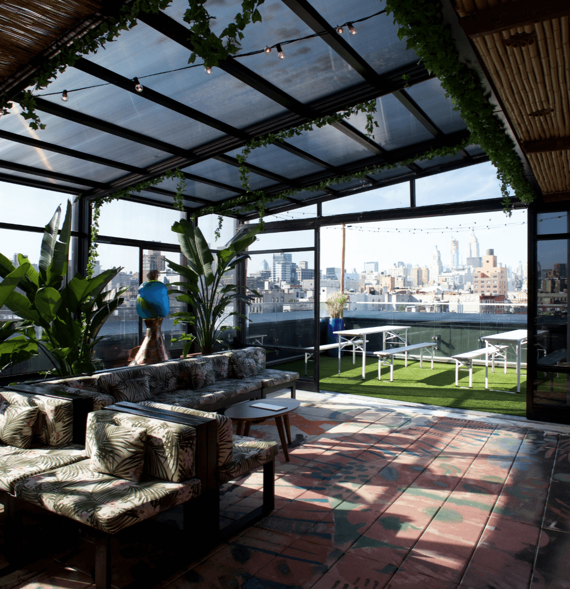 Curiosities Insider Interviews Van Le Sixty Hotel LES Outdoor