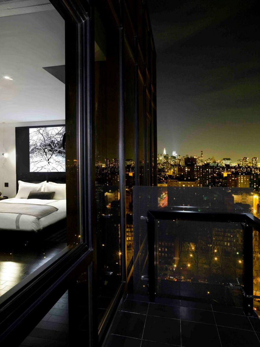 Curiosities Insider Interviews Van Le Sixty Hotel LES View