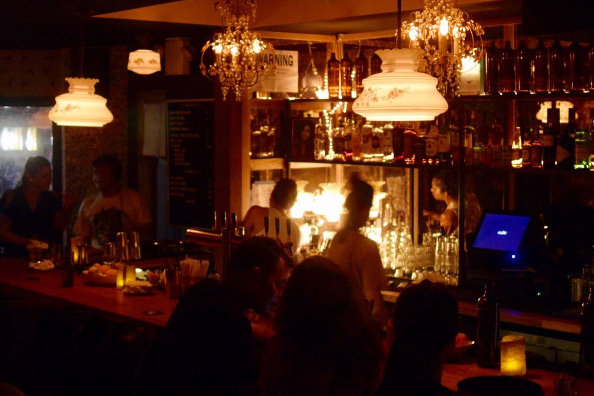 Dining Lua Bar Brooklyn Bar