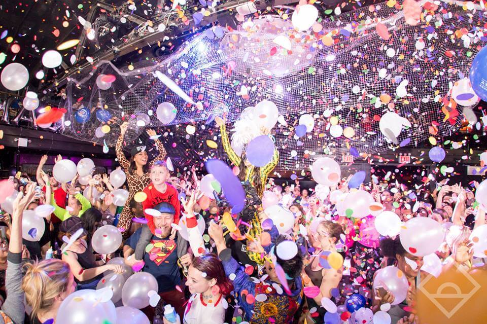 26 Best Parties in New York for New Year's Eve 2018 Daybreaker