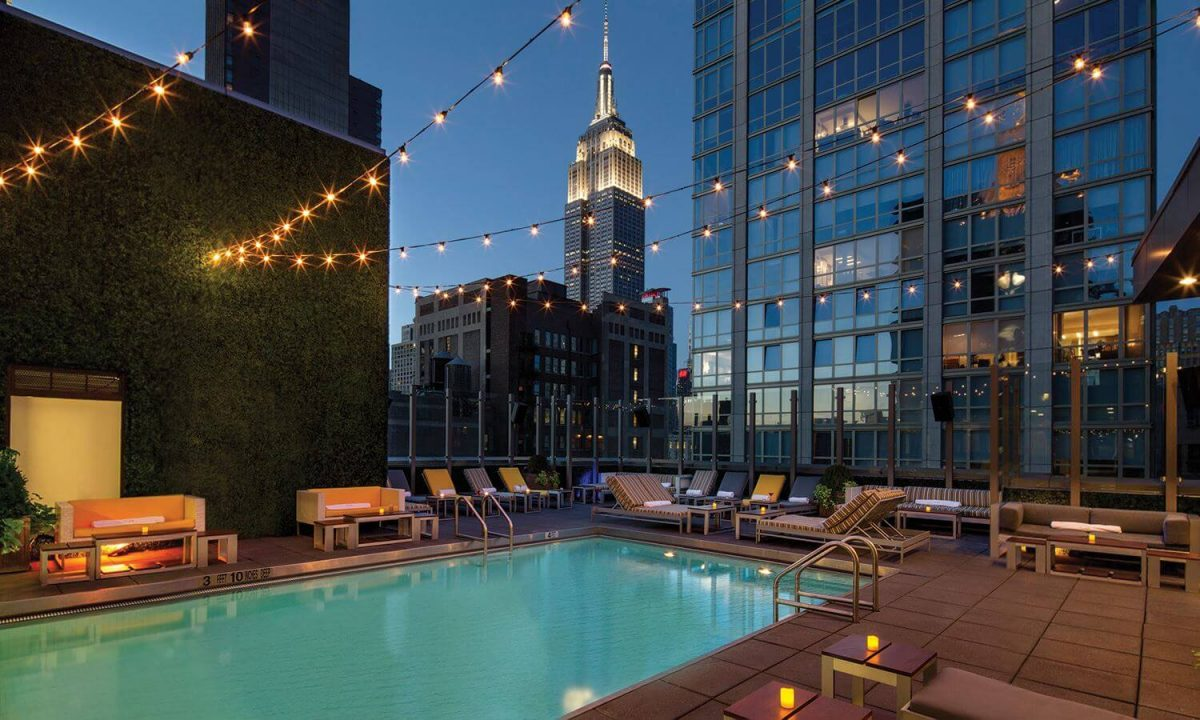26 Best Parties in New York for New Yeue's Eve 2018 Gansevoort Park Avenue