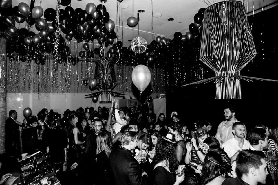26 Best Parties in New York for New Year's Eve 2018 Hotel Americano