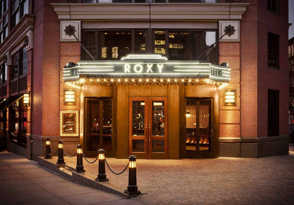 26 Best Parties in New York for New Year's Eve 2018 Roxy Hotel