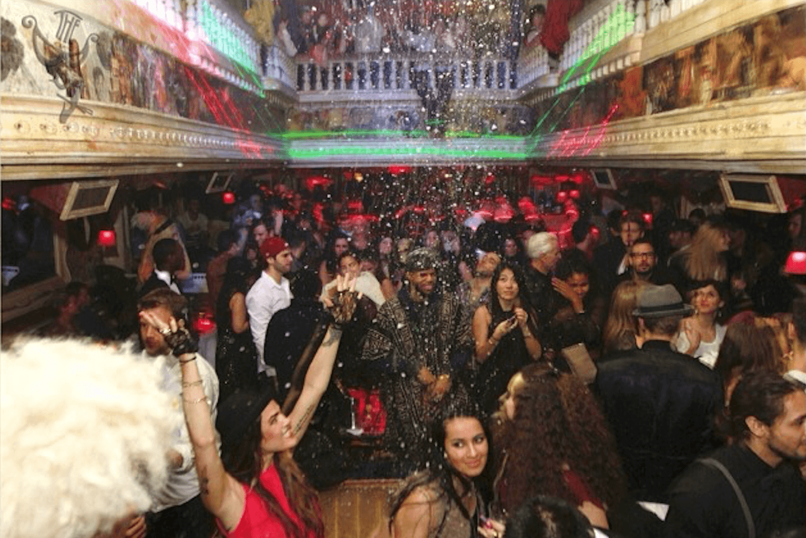 26 Best Parties in New York for New Year's Eve 2018 The Box NYC