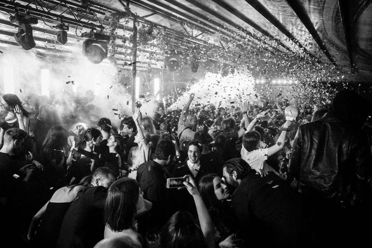 26 Best Parties in New York for New Year's Eve 2018 Up and Down