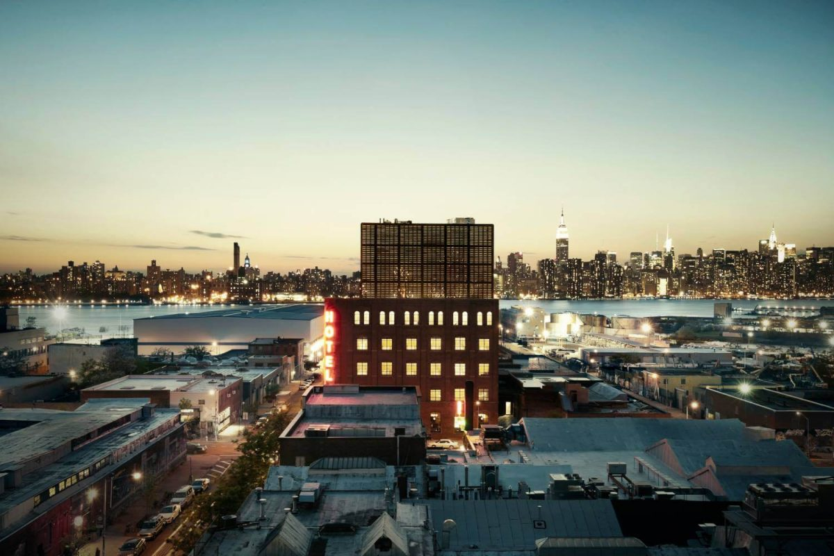 26 Best Parties in New York for New Year's Eve 2018 Wythe Hotel