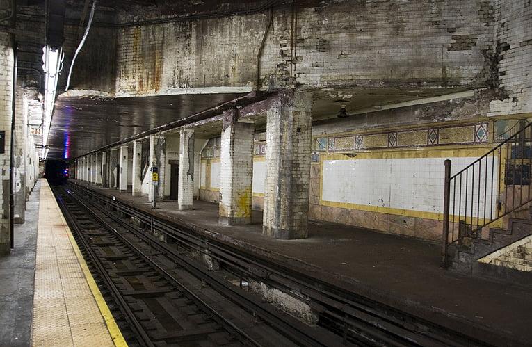 Underground New York Subway Tour Behind The Scenes Nyc Btsnyc