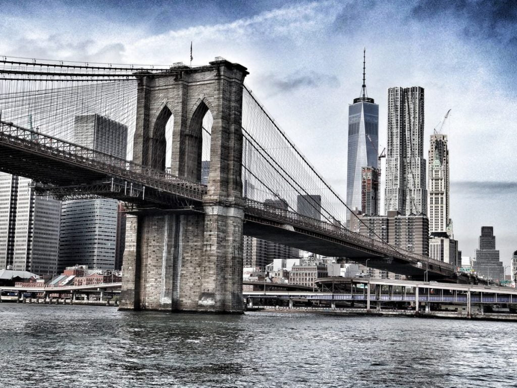 BTSNYC Experiences On Going Secrets Of The Brooklyn Bridge Walking Tour Details