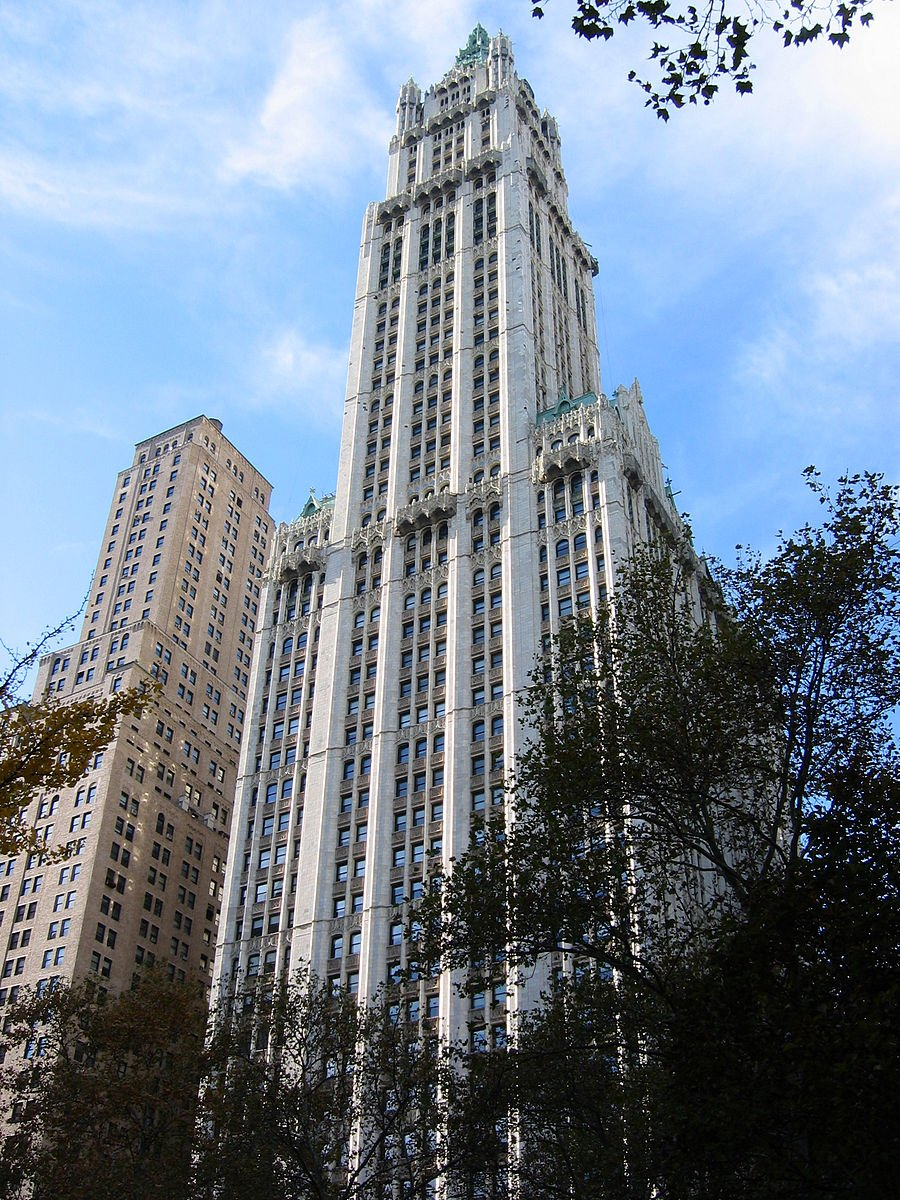 BTSNYC Experiences On Going VIP Tour Historic Woolworth Building