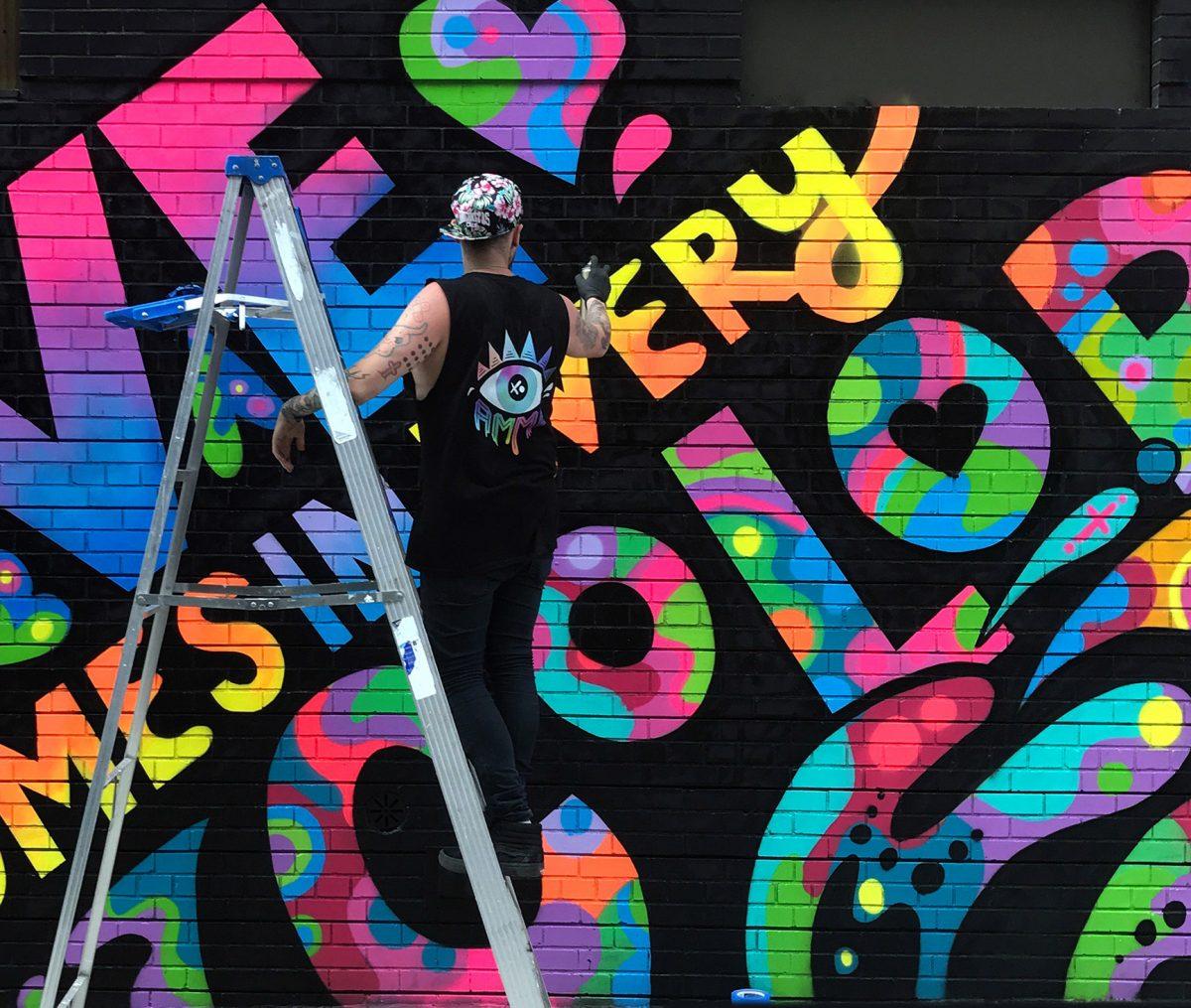 Curiosities Insider Interviews Cheryl Wat Jason Naylor Murals