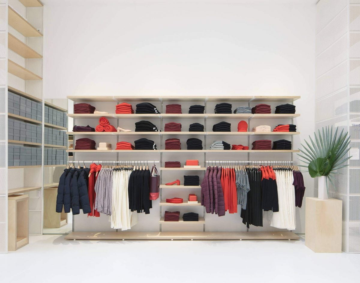 Curiosities Insider Interviews Graham Mann Everlane NYC Store Clothes