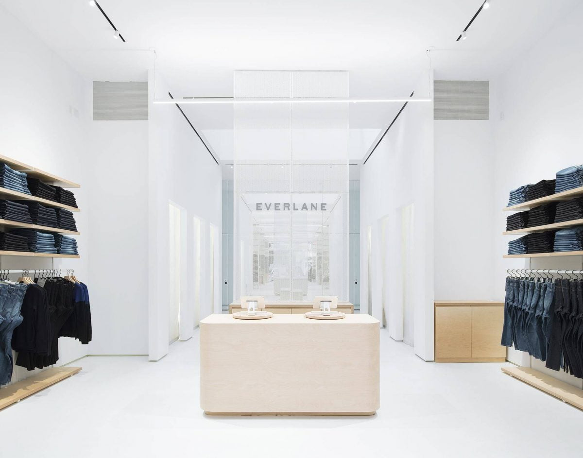 Curiosities Insider Interviews Graham Mann Everlane NYC Store Denim