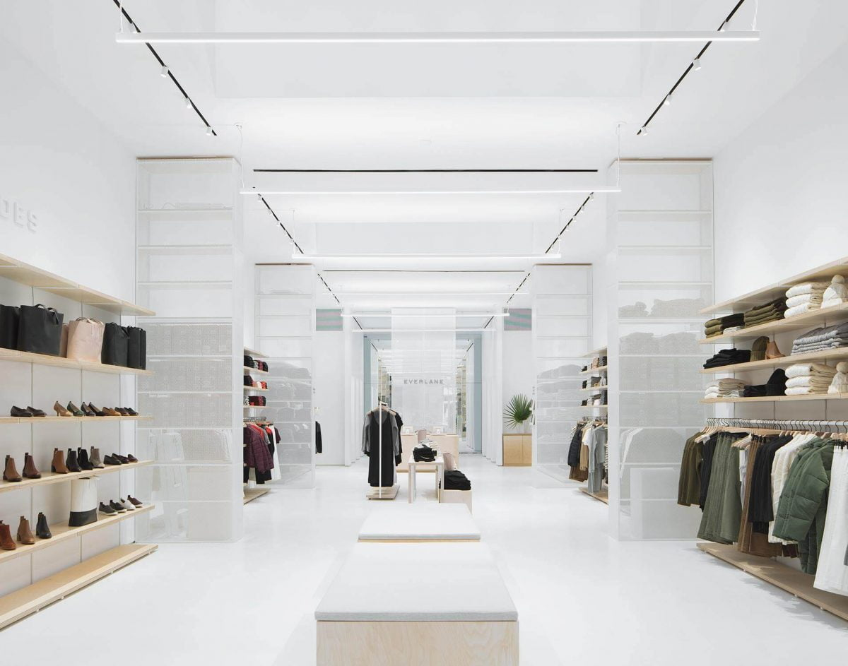 Curiosities Insider Interviews Graham Mann Everlane NYC Store Interior