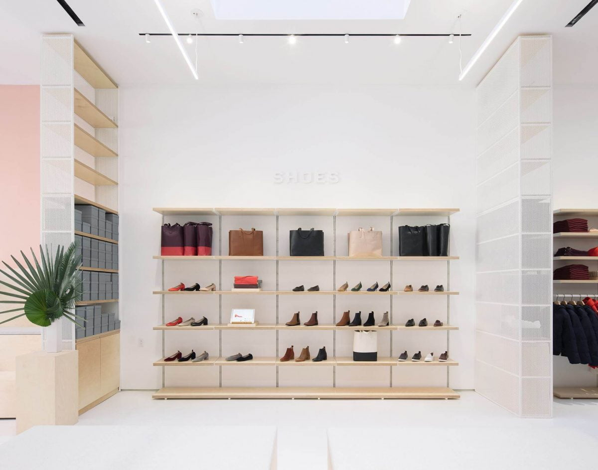 Curiosities Insider Interviews Graham Mann Everlane NYC Store Shoes