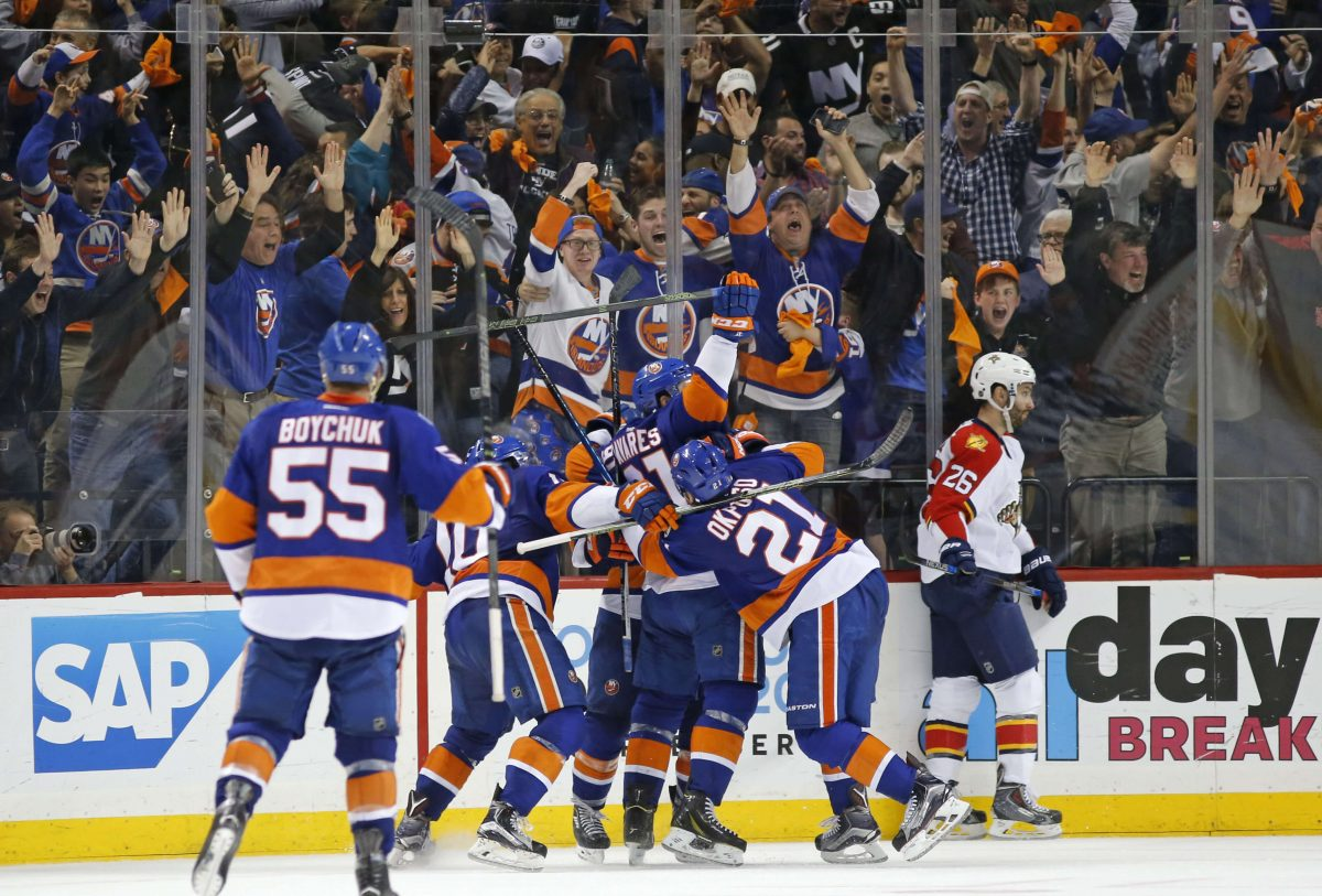 Curiosities Insider Interviews Graham Mann New York Islanders Hockey