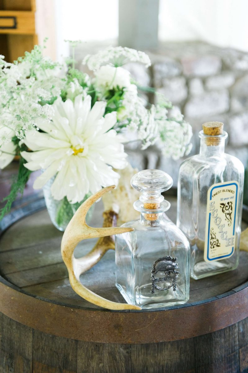 Shop Upstate NY Wedding Stephanie Karvellas Cocktail Details