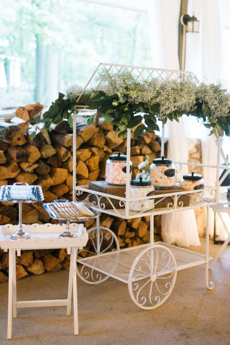 Shop Upstate NY Wedding Stephanie Karvellas Cocktail Hours Sweets