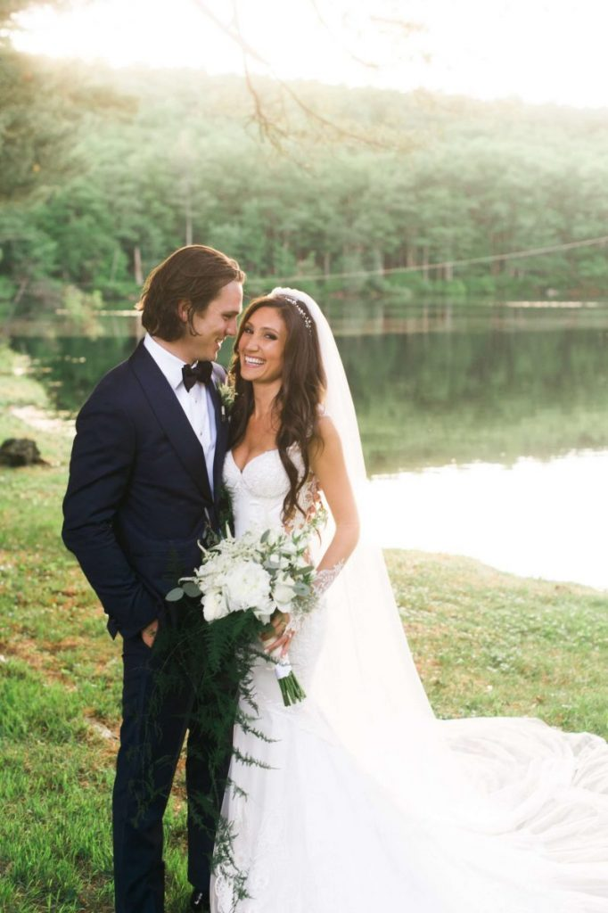 Shop Upstate NY Wedding Stephanie Karvellas and Derek