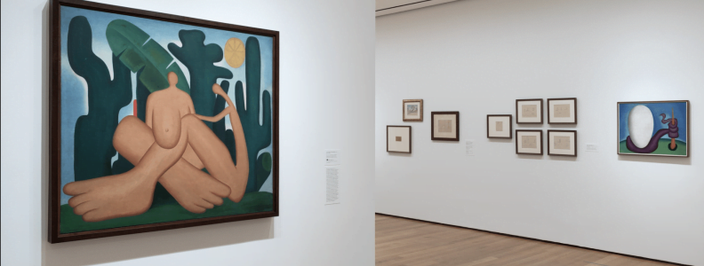 Culture Music Art Exhibitions in NY Tarsila do Amaral MoMA