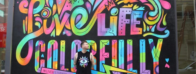 Curiosities Insider Interviews Jason Naylor Live Life Colorfully