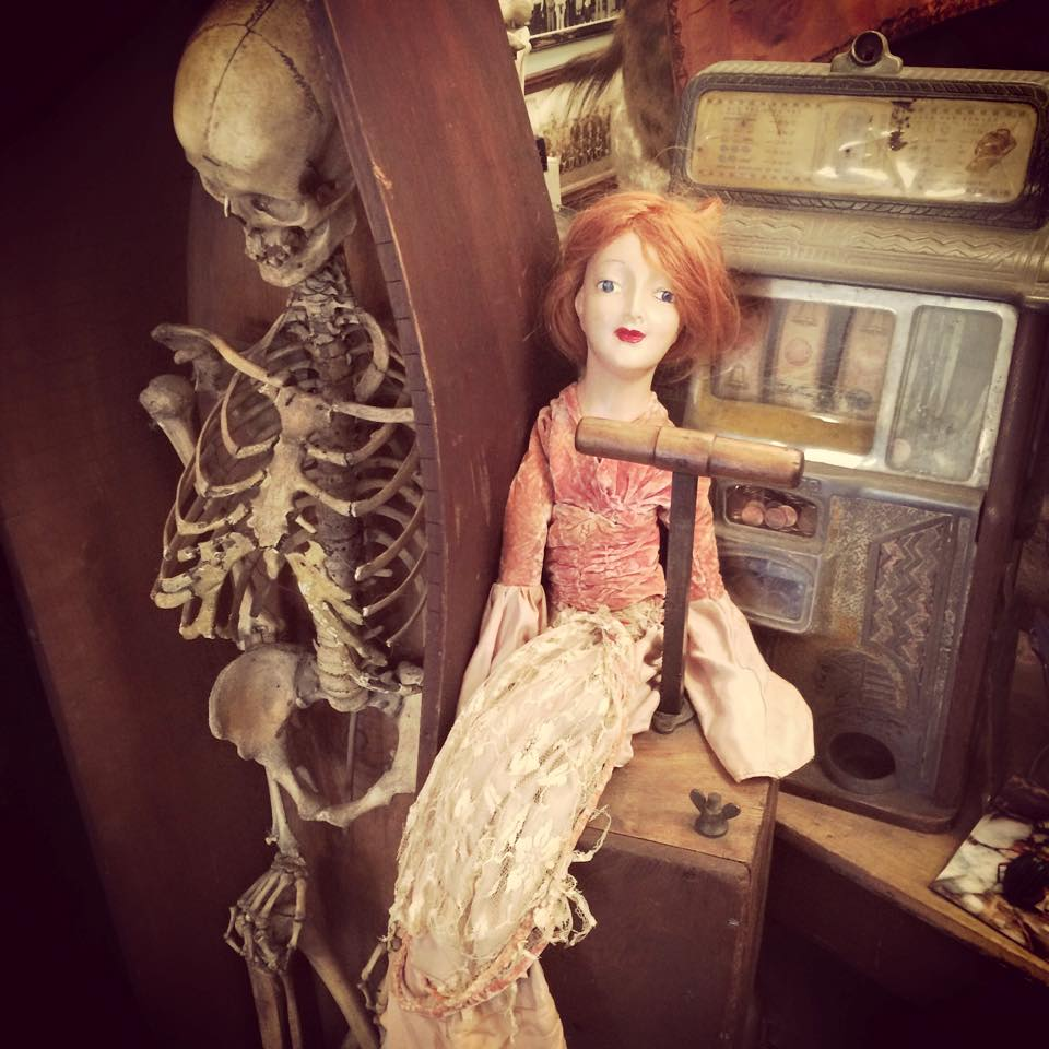 Curiosities Insider Interviews Wanderlust Girls Obscura Antiques Doll