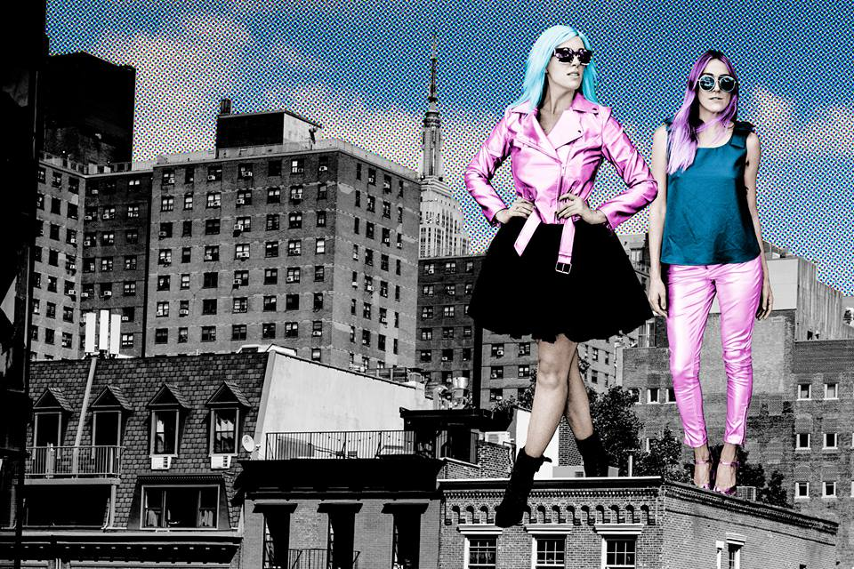 Curiosities Insider Interviews Wanderlust Girls Pop Art