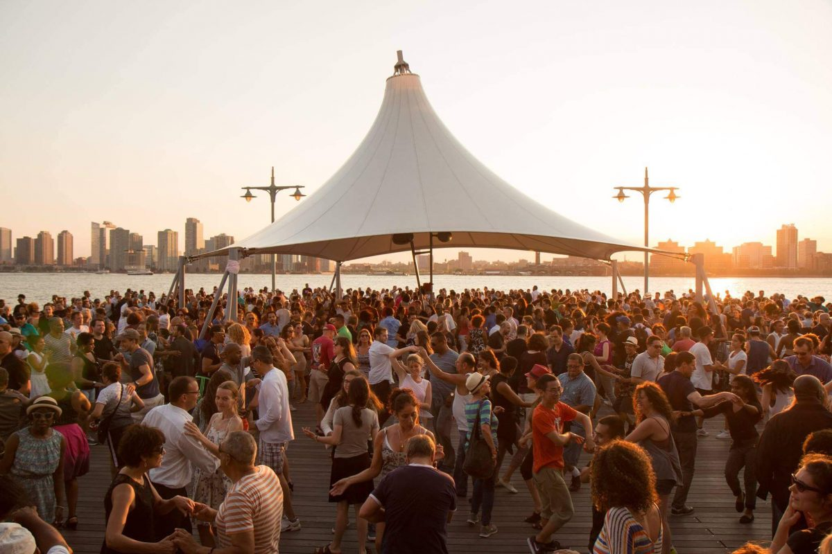 Curiosities Our Bucket Lists 7 Best NYC Social Dance Venues Sunset Salsa