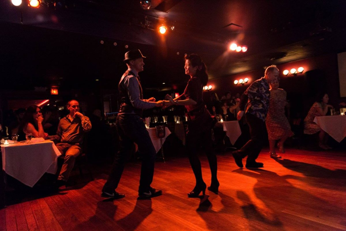 Curiosities Our Bucket Lists 7 Best NYC Social Dance Venues Swing 46 Dance Floor