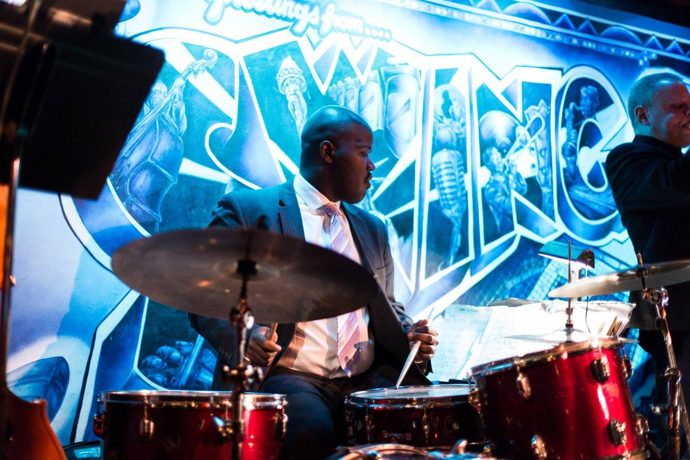 Curiosities Our Bucket Lists 7 Best NYC Social Dance Venues Swing 46 Drummer