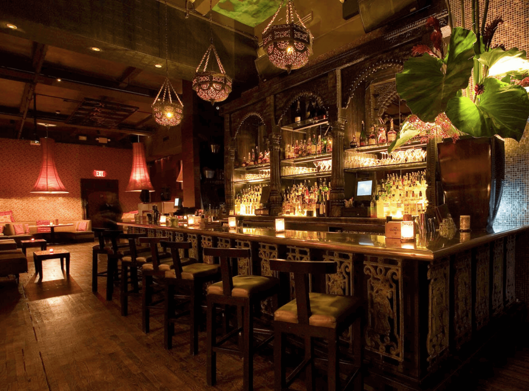 Curiosities Our Bucket Lists 7 Best NYC Social Dance Venues Taj Bar